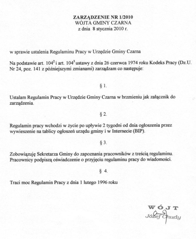 zaraadzenie  regulamin pracy gminy czarna.jpg